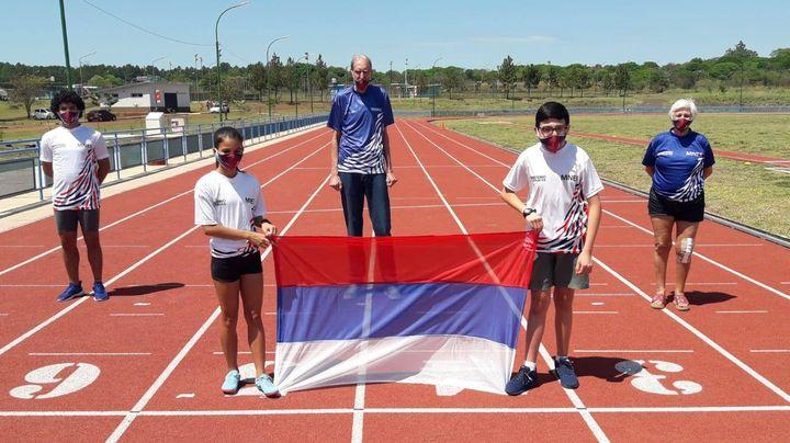 """""""Vamos a estar cerca de los clubes, las federaciones y de los deportistas"""", dijo Héctor Corti, ministro de Deportes"""