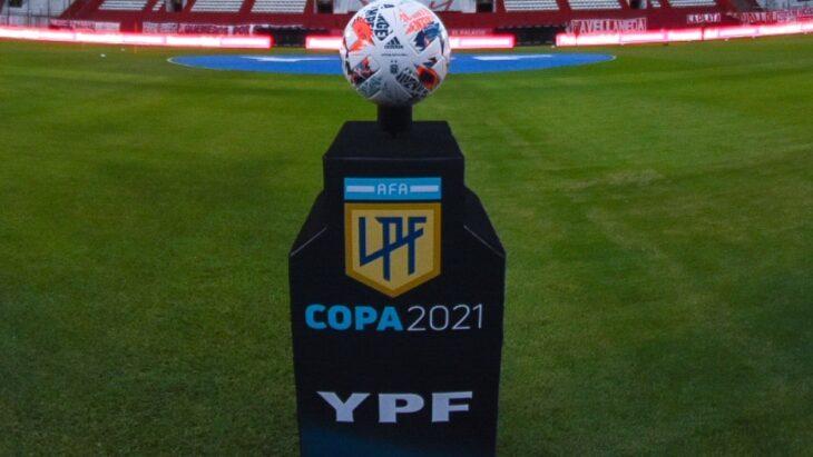 Copa de la Liga Profesional: hora y TV de los partidos de este viernes