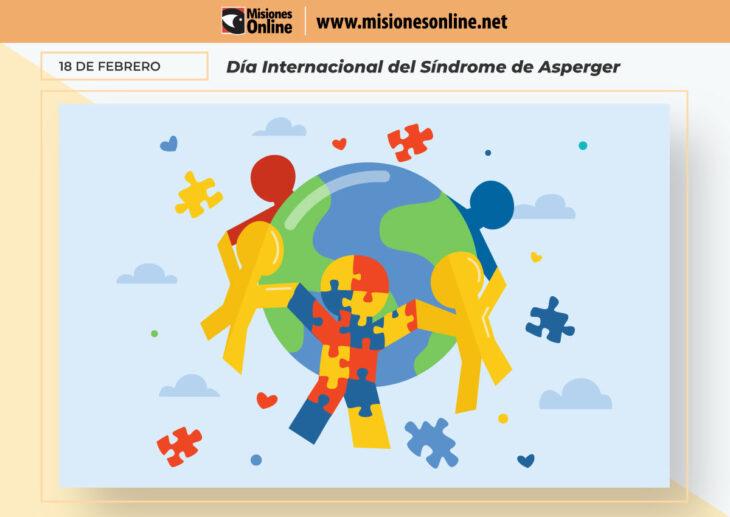 Hoy se conmemora el Día Internacional del Síndrome de Asperger: un trastorno del desarrollo que se incluye dentro del espectro autista