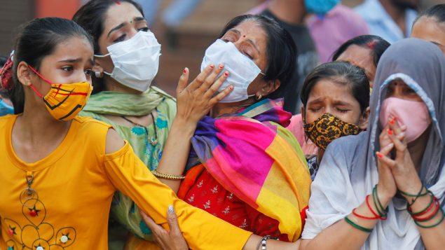 India impuso nuevas restricciones tras un repunte de los contagios de coronavirus