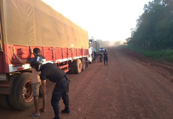 La multa por ingresar camiones de soja no declarada a Misiones se estableció en 900 mil pesos por carga