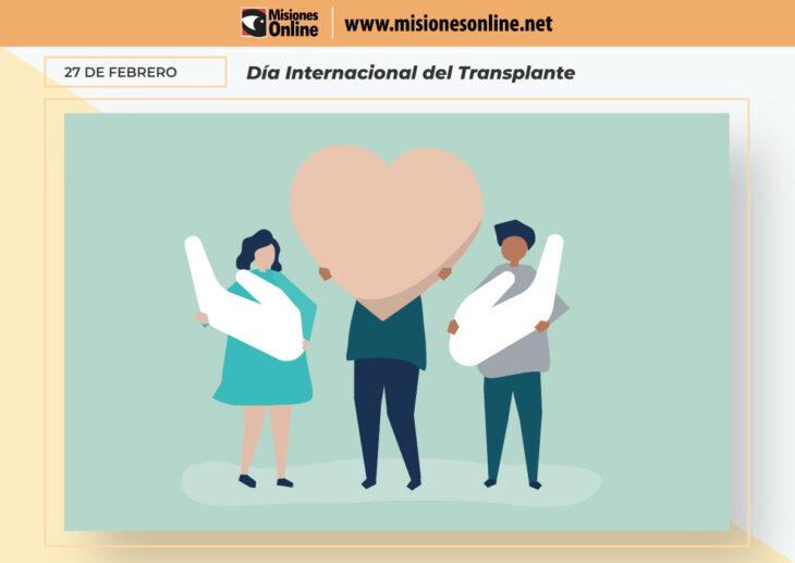 Hoy se celebra el Día Internacional del Trasplante de Órganos y Tejidos: un acto que salva vidas