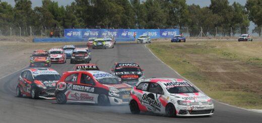Automovilismo: Bustos no pudo terminar la carrera porque tuvo problemas con el motor