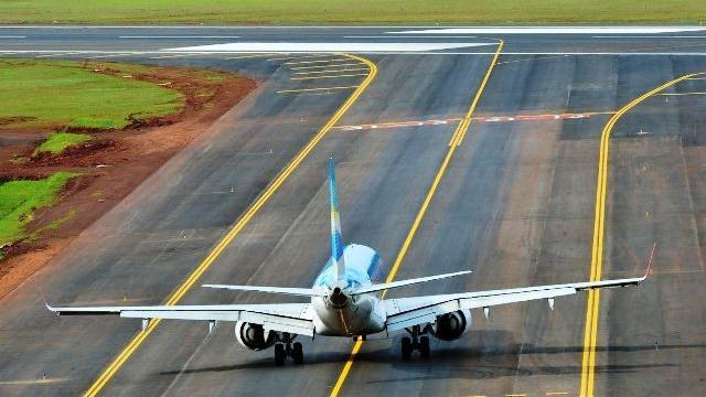 Efecto pandemia: la cantidad de vuelos en el aeropuerto de Iguazú cayó 75% en 2020
