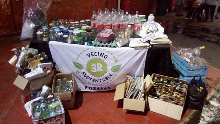 """Reparación Solidaria en Posadas: """"Cuida el planeta y redistribuye la riqueza"""", recomienda referente ambientalista"""