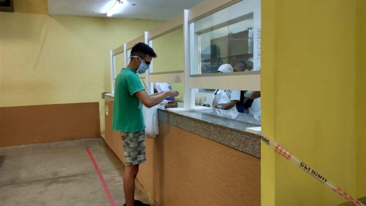 Volvió a funcionar uno de los comedores universitarios de la UNaM en Posadas