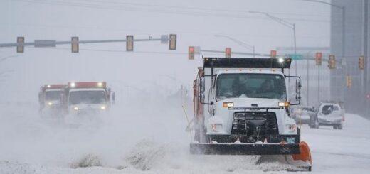Estados Unidos se prepara para tener récords de bajas temperaturas