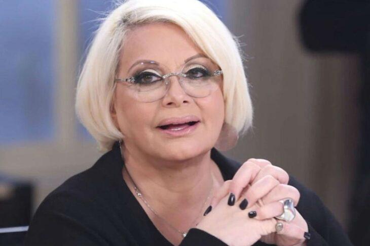Carmen Barbieri presentó una leve mejoría