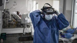 Murieron 177 personas murieron y 9.695 fueron diagnosticadas con coronavirus en el país