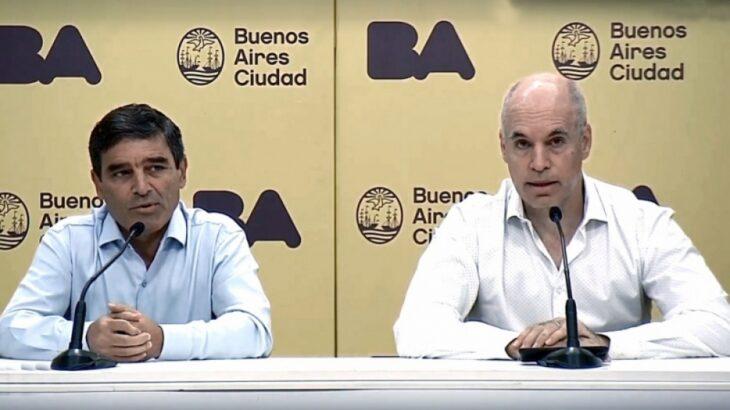 Imputaron a Rodríguez Larreta por