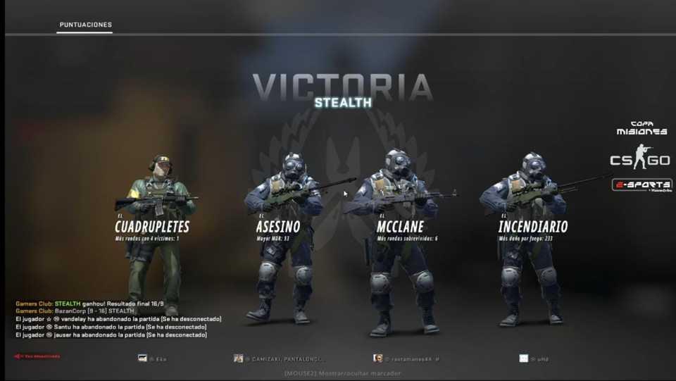 Gaming: un equipo con jugadores de Posadas, Garupá, Oberá y Eldorado es el primer campeón de la Copa Misiones de Counter-Strike: Global Offensive