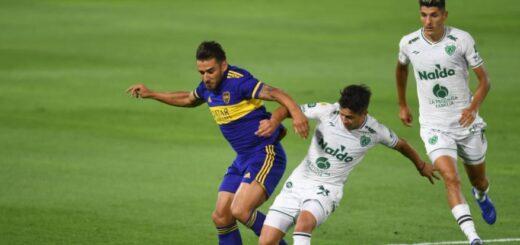 Copa de la Liga Profesional: Boca igualó con Sarmiento y sigue sin ganar como local en el campeonato