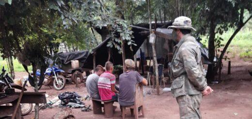 Tras una denuncia anónima, detienen a tres cazadores furtivos en Colonia Victoria