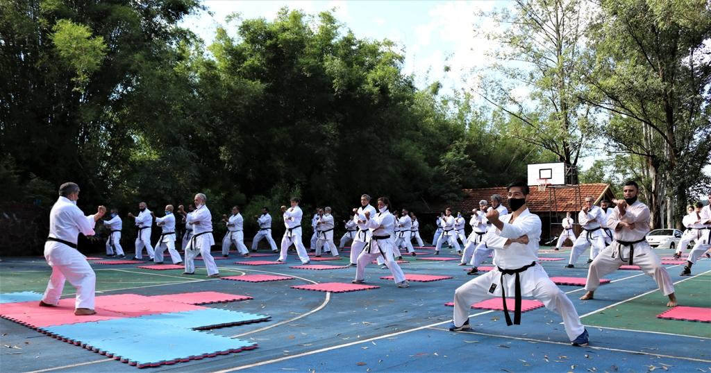 La Federación Misionera de Karate reinició sus actividades 2021