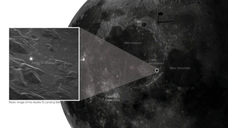 Última tecnología: un nuevo instrumento permite obtener fotos de la luna con una resolución nunca antes vista