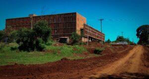 Vialidad de Misiones pavimentará el acceso al nuevo hospital de Jardín América