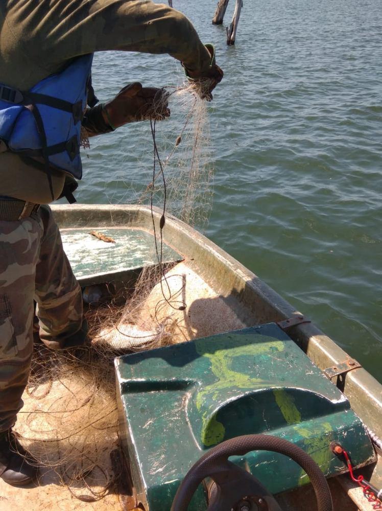 Se intensifican los operativos de fiscalización para frenar la caza furtiva y pesca ilegal en la zona norte de Misiones