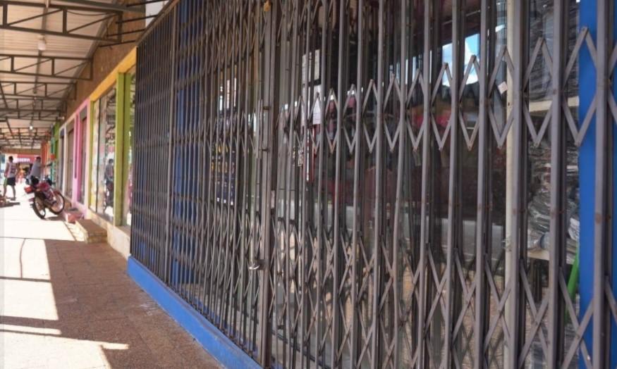 Encarnación: a la inactividad comercial por el cierre de fronteras se le suman amenazan de corte en los servicios de luz y agua