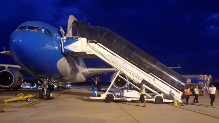 Hoy llega el 4to vuelo a Argentina desde Moscú con más vacunas Sputnik V