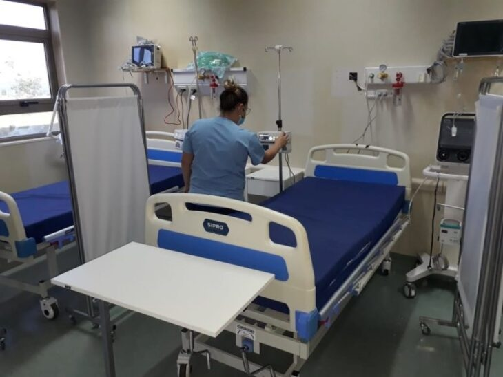 En el Hospital de Fátima continúan trabajando intensamente contra el Covid-19