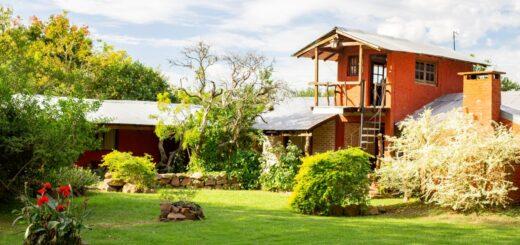 Posada Uguay, una joya del turismo en los Esteros del Iberá