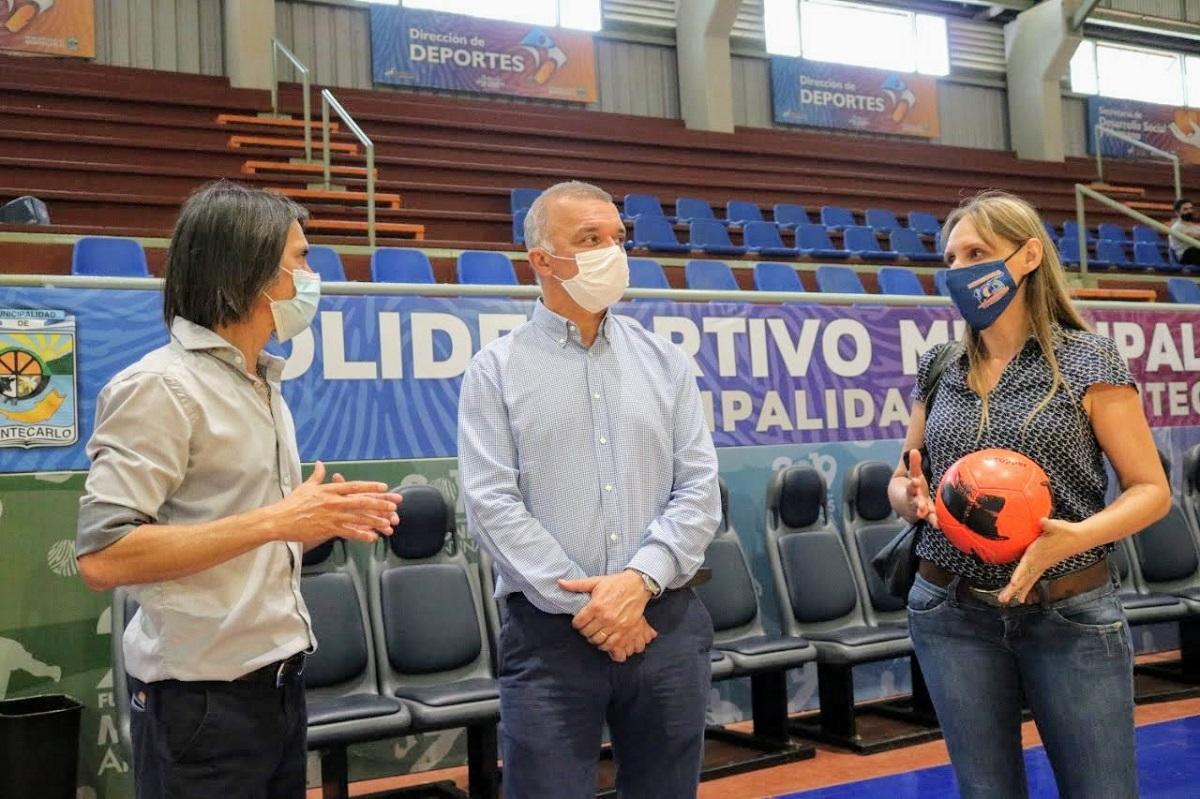 Montecarlo implementa la formación y el desarrollo de las diferentes disciplinas deportivas