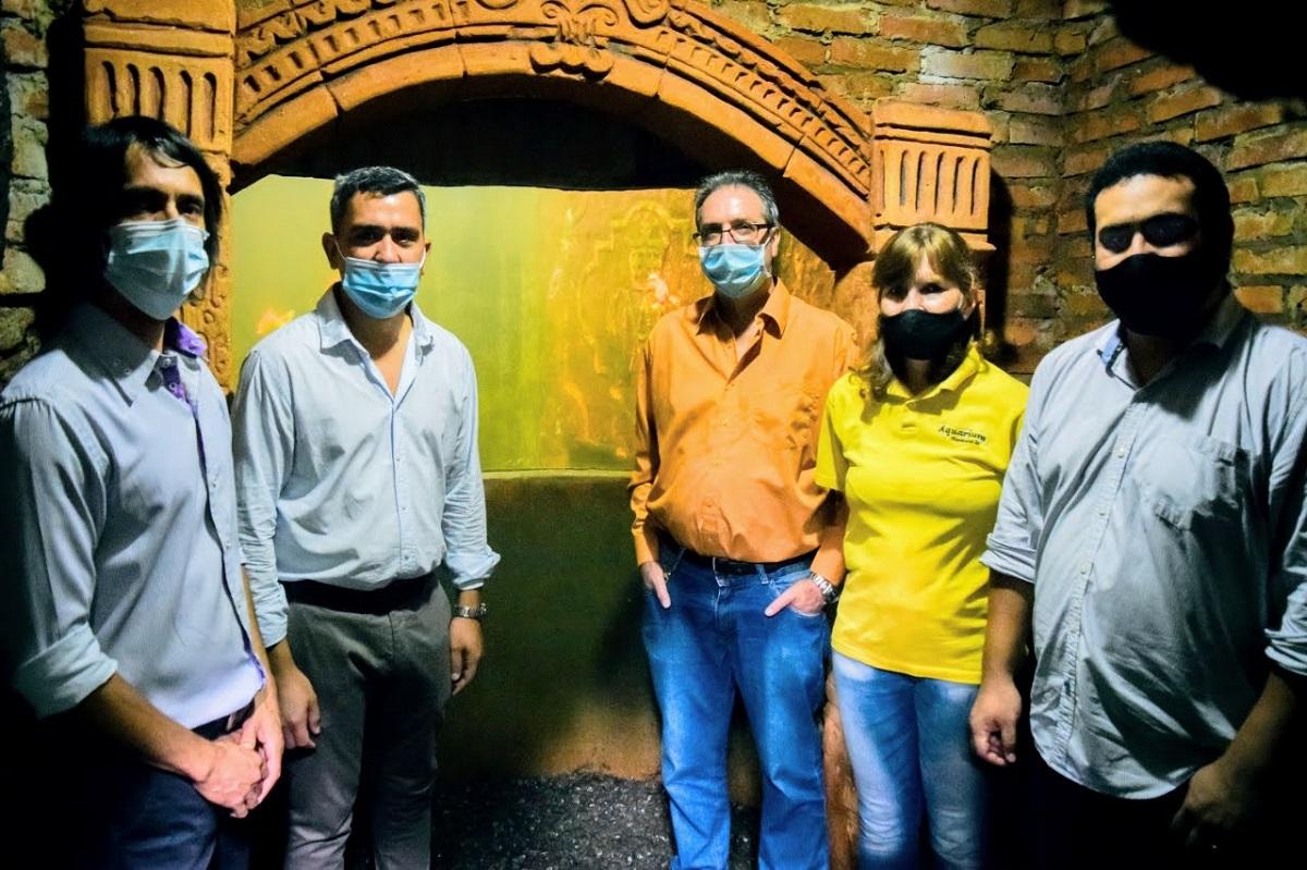Montecarlo: reabrieron al público el Aquarium y el Laberinto Vegetal