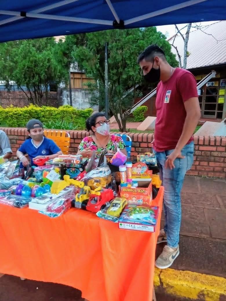 """""""Feria Joven de Montecarlo"""": una iniciativa innovadora para jóvenes emprendedores"""