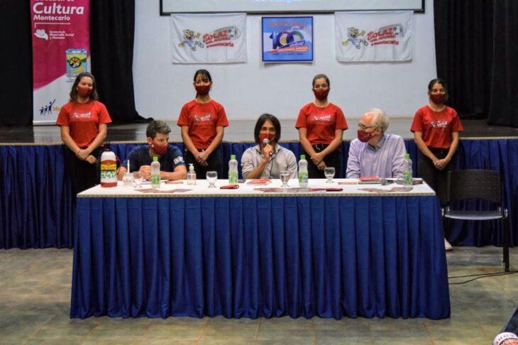 A través de una conferencia de prensa se lanzó oficialmente «El Golazo del Ahorro en Montecarlo»