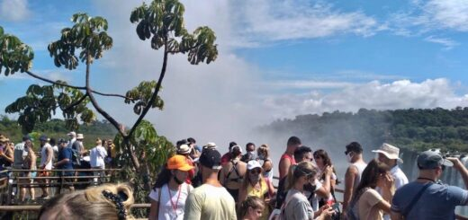 Puerto Iguazú se convirtió en uno de los destinos turísticos más visitados durante este fin de semana largo
