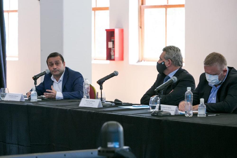 """Herrera Ahuad planteó en el Consejo Federal de la Hidrovía, """"la oportunidad histórica para desarrollar un modelo económico sustentable"""""""