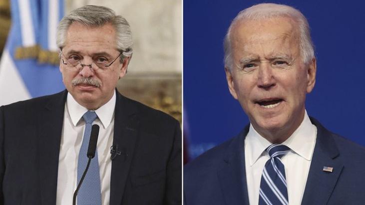 Joe Biden invitó a Alberto Fernández a una Cumbre sobre Cambio Climático