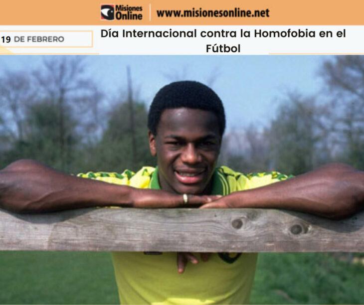 dia contra la homofobia en el futbol