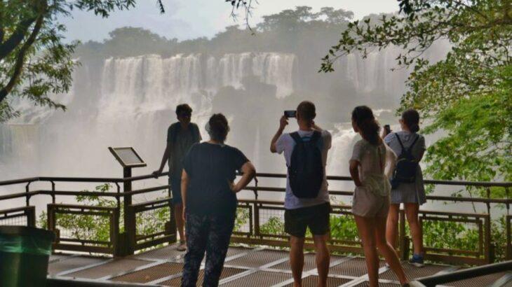 El turismo recupera el optimismo en Puerto Iguazú con el anunciado incremento de vuelos nacionales