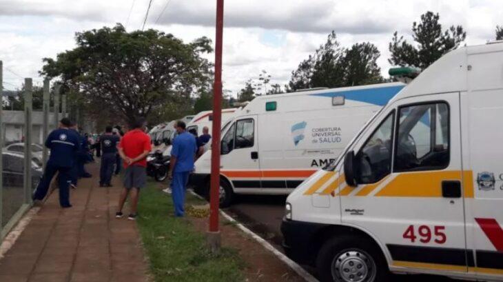 Coronavirus: integrantes de la Red de Traslado despidieron a una reconocida enfermera jubilada que falleció víctima del Covid-19