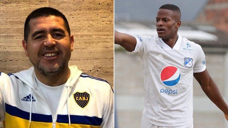 Riquelme cerró para Boca el pase de otro Román que se sumará al plantel de Russo