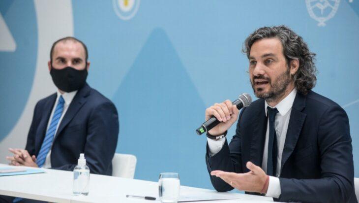 """Cafiero: """"Promovemos el diálogo pero queremos resultados concretos"""""""