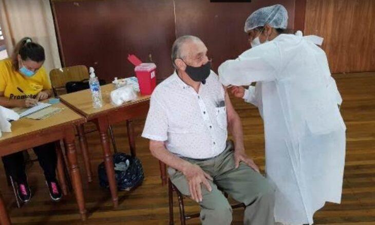 4.204 misioneros fueron inmunizados durante el inicio del plan ampliado de vacunación contra el Covid-19