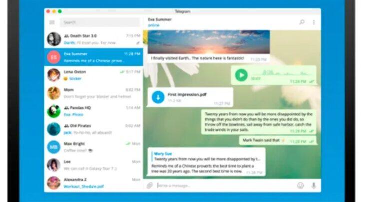 Telegram para PC: ¿qué funciones tiene y cómo descargarlo?