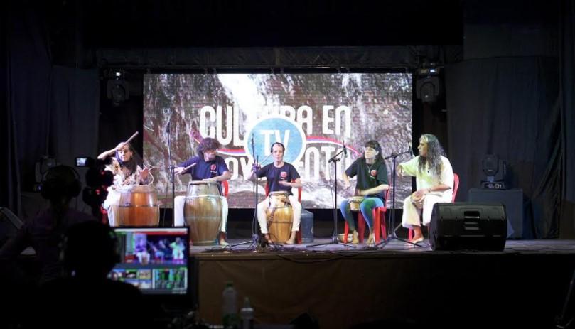 Cuatro días de streaming con artistas del Colectivo Cultural Eldorado