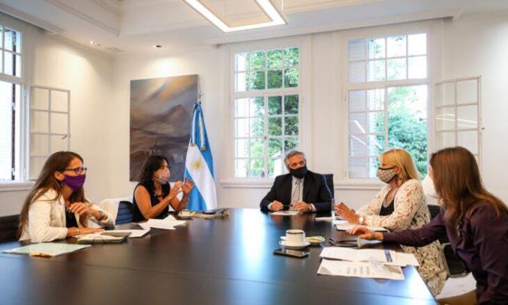 El Gobierno nacional trabaja en la creación del Consejo Federal para el Abordaje de Femicidios, Travesticidios y Transfemicidios
