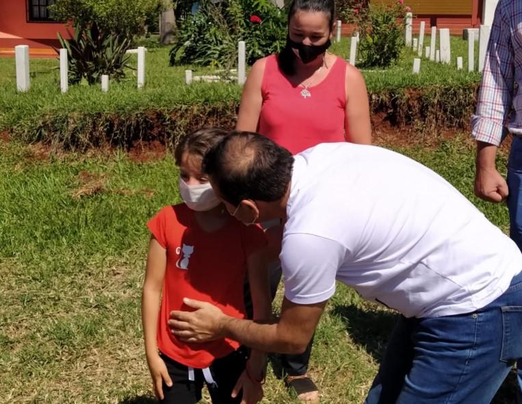 Herrera Ahuad anunció la incorporación de más de 300 porteros para el inicio del ciclo lectivo en Misiones