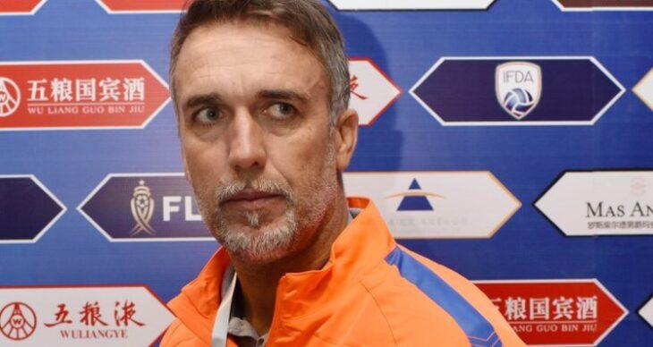 Gabriel Batistuta a un paso del debut como director técnico