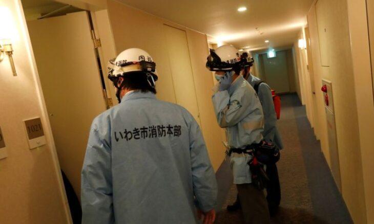 Alarma en Japón por un fuerte sismo que dejó un millón de hogares sin electricidad