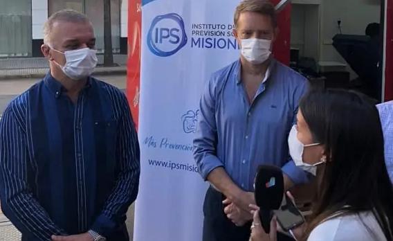 Lanzaron en Posadas la campaña de donación de sangre organizada por el IPS