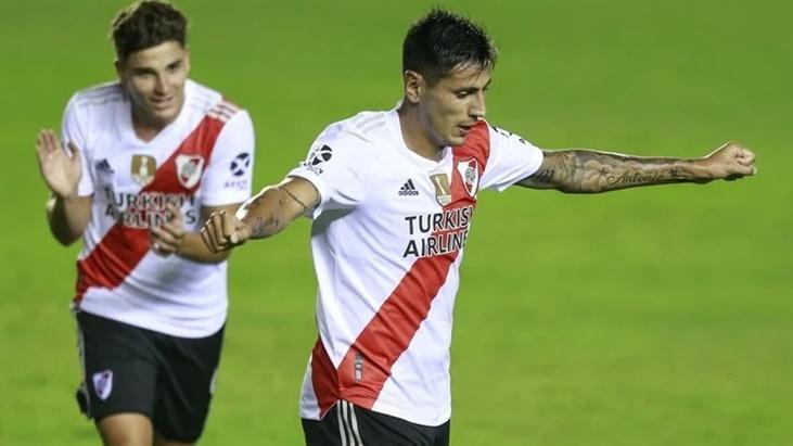 River ganó 4-0 ante Pronunciamiento y pasó a los 16avos de final por la Copa Argentina