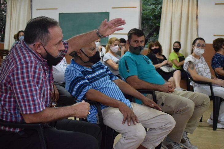 Defensoría del Pueblo: vecinos del barrio Belgrano piden mayor seguridad