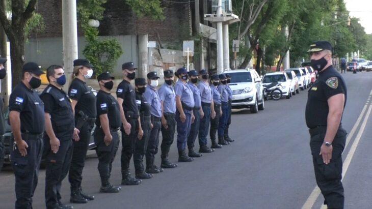 La Policía despliega operativos de seguridad ciudadana en toda la provincia