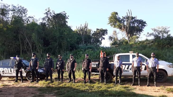Hallaron el cuerpo del joven que se ahogó en el Río Paraná en San Ignacio