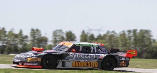Automovilismo: Bundziak volvió a sumar y ahora se ubica quinto enel campeonato TC Mouras